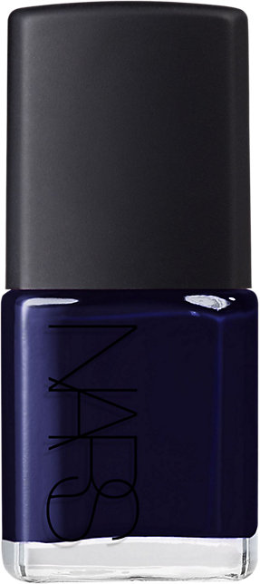Fall nail shade - Navy