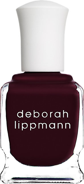 fall nail shade - plum