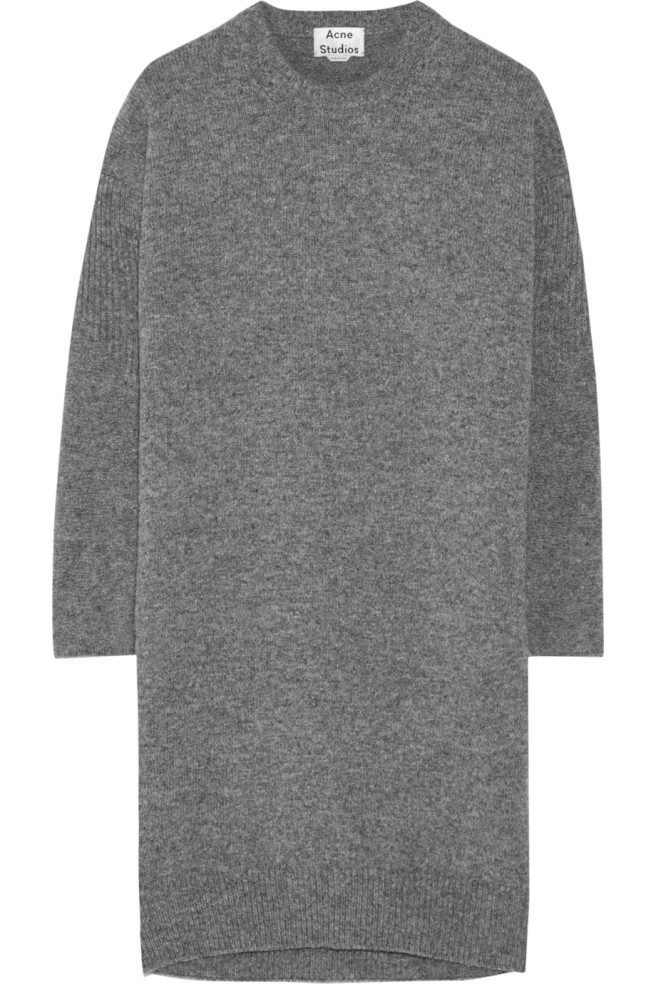 ACNE STUDIO SWEATER Dress Fall Winter Style