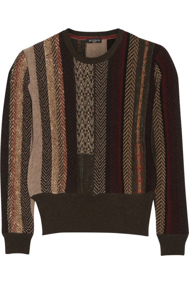 SWEATER fashion fall ETRO