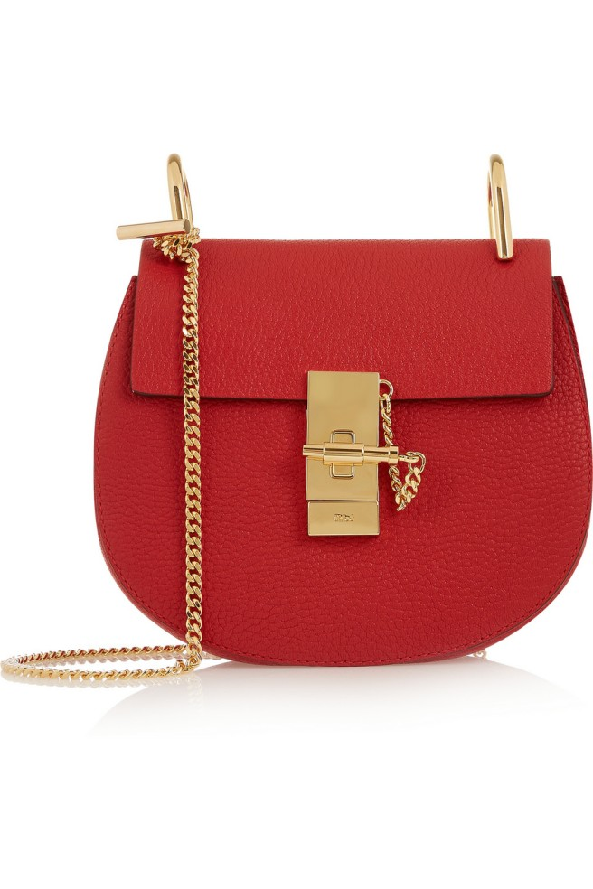 chloe drew bag fall fashion