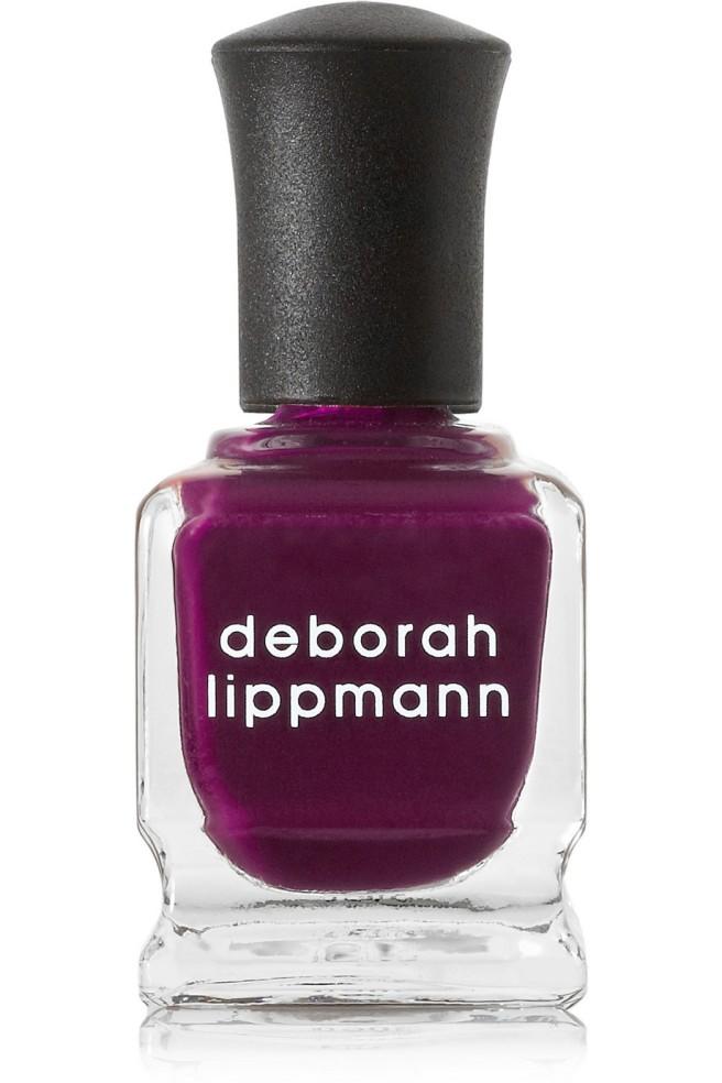 plum nail color
