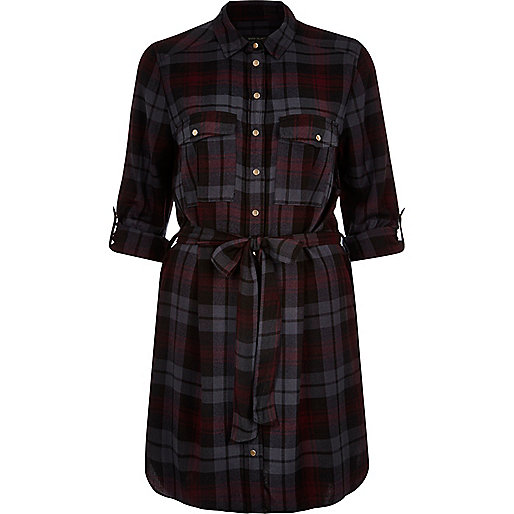 River Island Tartan fall fashion