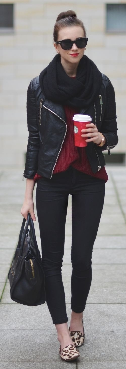autumn winter fall style fashion outfit