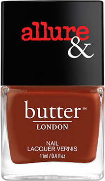 Fall Nail Shade - Rust & Burnt Orange