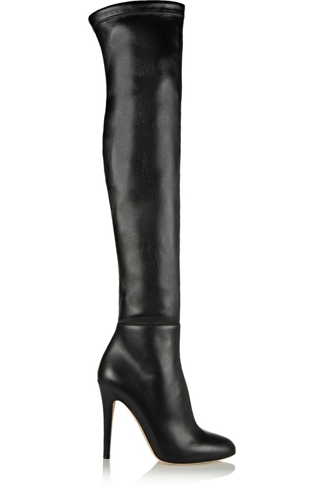 thigh high/over the knee boots
