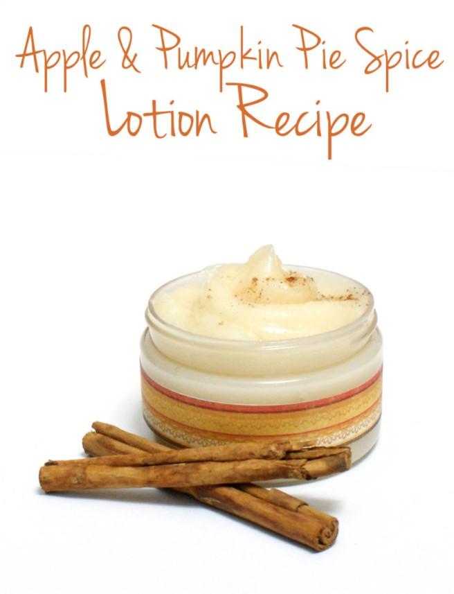Apple Pumpkin Spice Lotion