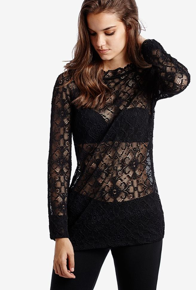 Intimissimi Lace Top